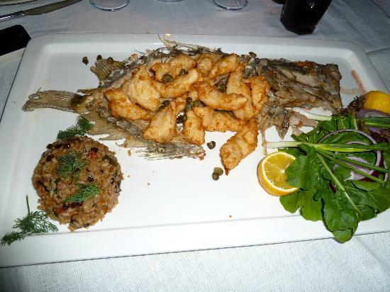 Miam Restaurant: Dülger (John Dory Fish)
