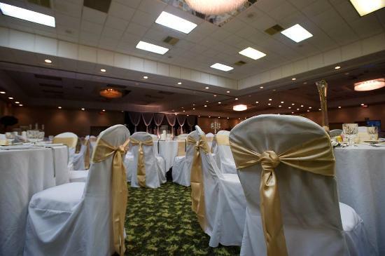 Ramada Topeka West: Reception Hall