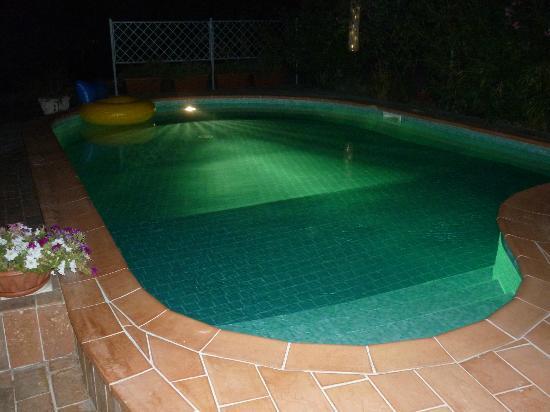 B&B La Locanda degli Artisti: bellissima piscina