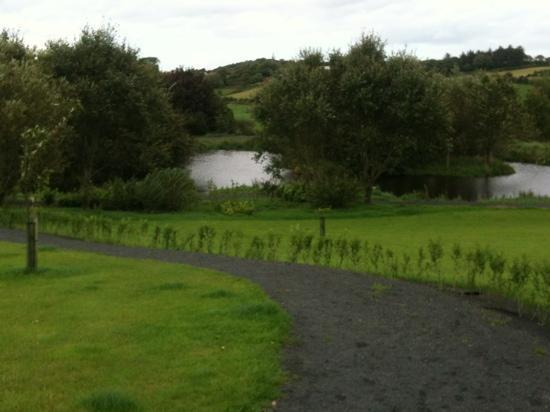 Ballyness Caravan Park: Lake