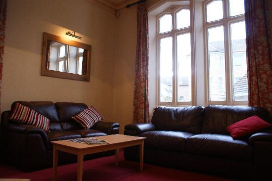 Mount Stuart Hotel: Lounge