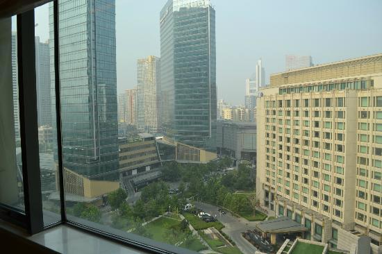 JW Marriott Hotel Beijing: view from 1524