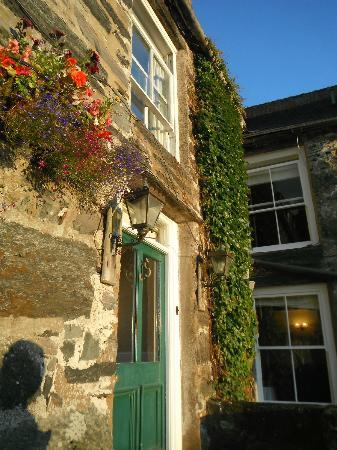 Maes-y-Neuadd Country House Hotel & Restaurant: The side door