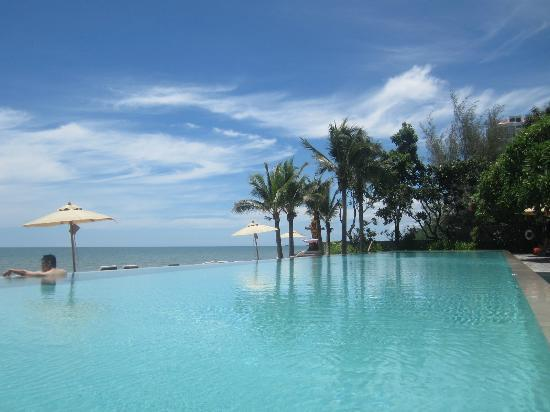 Haven Resort: Infinity pool