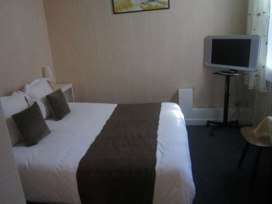 Hotel Txutxu-Mutxu: bed room