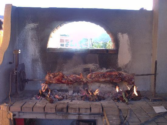 La Quercia della Gallura : ...e cosa si mangia...