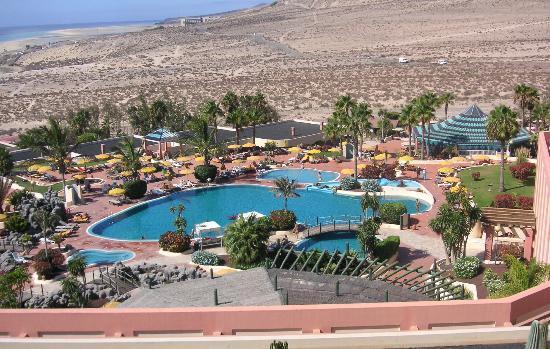 H10 Sentido Playa Esmeralda : Desde la habitacion