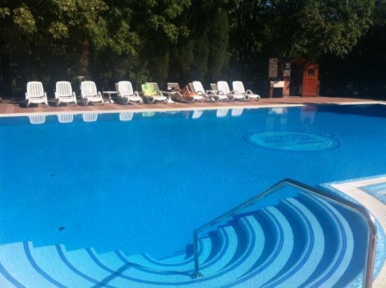 Normafa Hotel: piscina