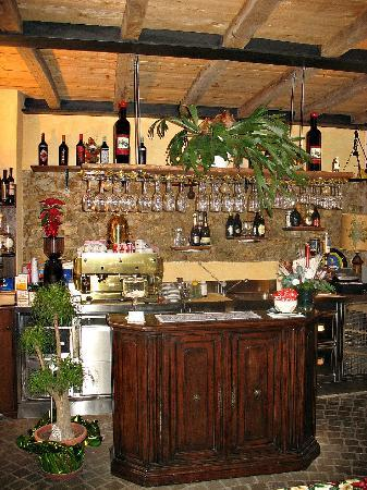 Locanda Marcella: zona bar