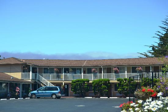 Comfort Inn Monterey by the Sea: Ingresso hotel