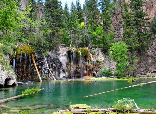Caravan Inn: Hanging Lake - what a hike!