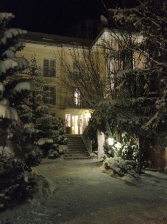 Hotel Azteca : hôtel sous la neige