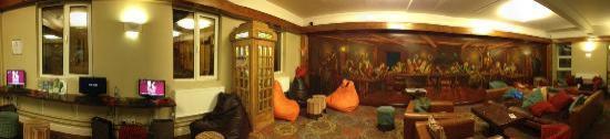 Kinlay Hostel Galway: sala comune