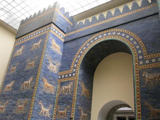 Berlino pergamon museum altare di pergamo picture of - Berlino porta di magdeburgo ...