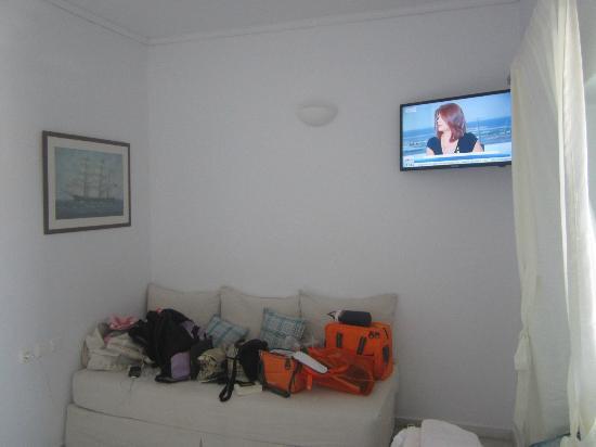 Liostasi Hotel & Suites: triple room 22