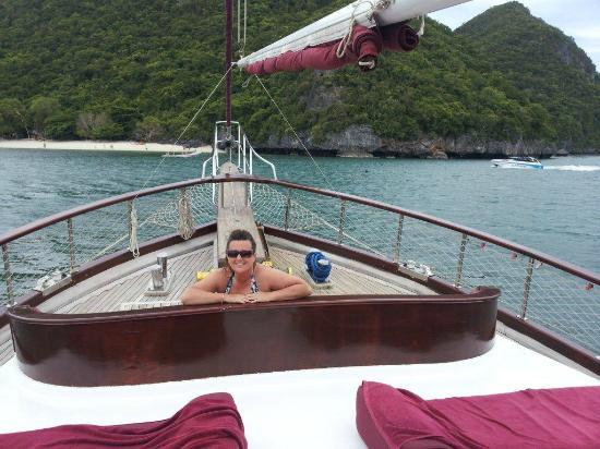 Boutique Yachting - Day Cruises & Private Charters: on the boat