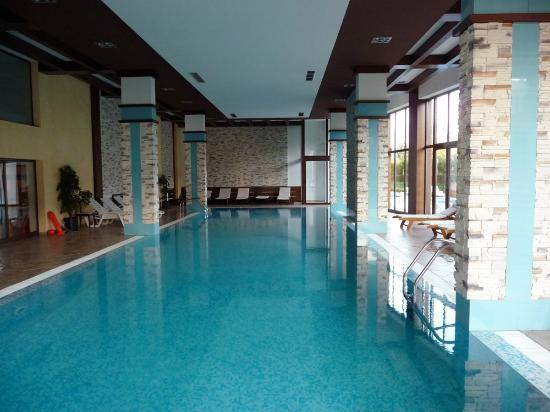 Terra Complex: Indoor pool