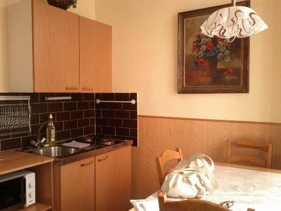 Alice Apartment House: cucina app. 2persone 