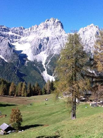 Sesto, إيطاليا: panorama cime