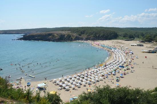Bella Vista Beach Club: Stranden