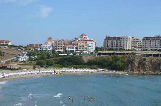 Bella Vista Beach Club: Hotellet