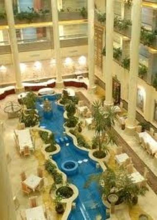 Dariush Grand Hotel: نافور