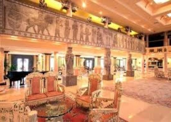 Dariush Grand Hotel: من الداخل