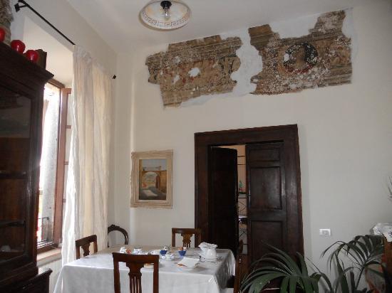 B&B Sant'Andrea: particolare affreschi