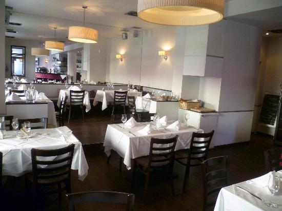 Mayers Bar & Restaurant: Mediterrane Küche