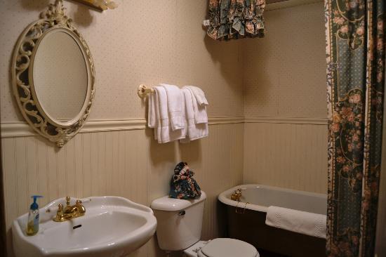 Mariposa Hotel Inn: Bagno Marguerite