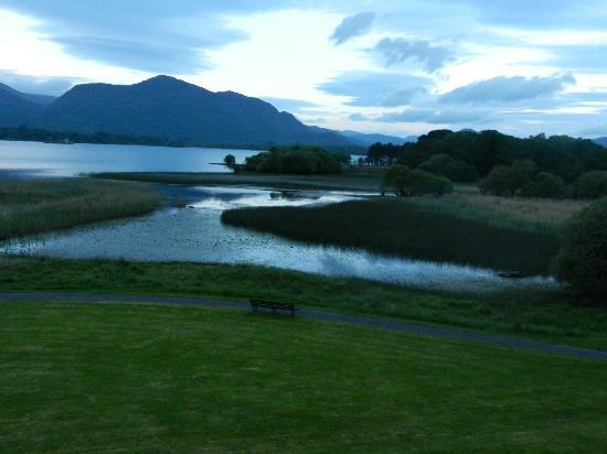 Lake Hotel : View from Hotel