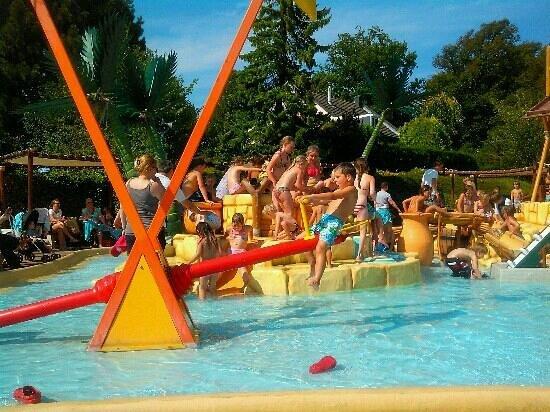Linnaeushof: fantastisch zwembad met mooi weer