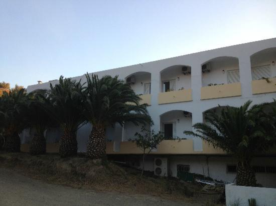 Hotel Ammoudi: Esterno dell'Hotel