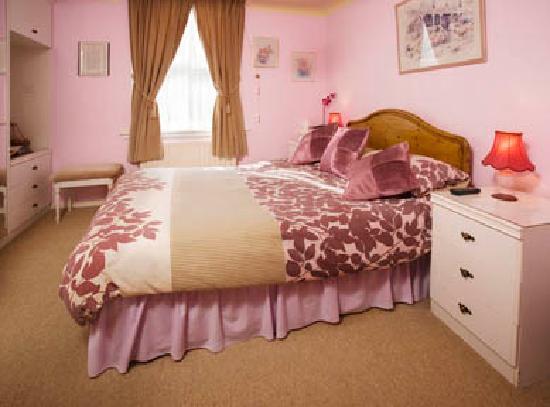 Valley House Bed & Breakfast: Double en-suite room