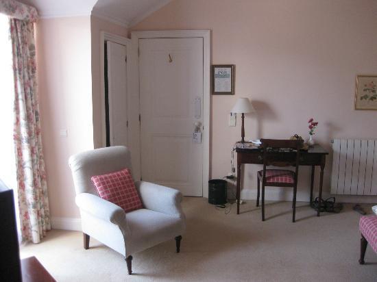 Casa Velha do Palheiro: entrée de la chambre