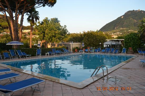 Family Spa Hotel Le Canne: La splendida piscina