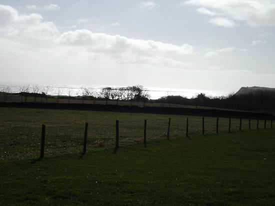 Plane Tree Cottage Farm : Sea view