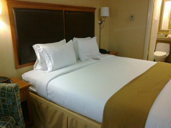 Holiday Inn Express New York City - Chelsea: King Bed room
