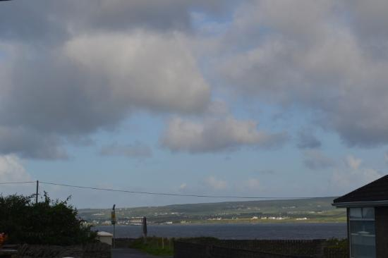 View from Craglea Lodge, Lahinch, Ireland
