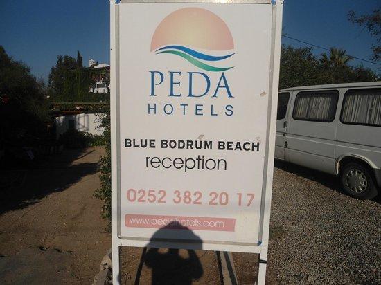 Blue Bodrum Beach Hotel
