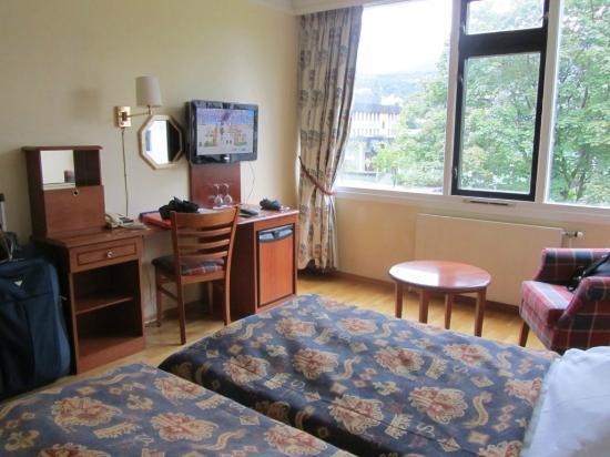 Scandic Sunnfjord Hotel & Spa: Habitación