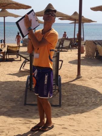 Eden Village Gemma Beach: Il n.1!!!! adorabile Aurelio