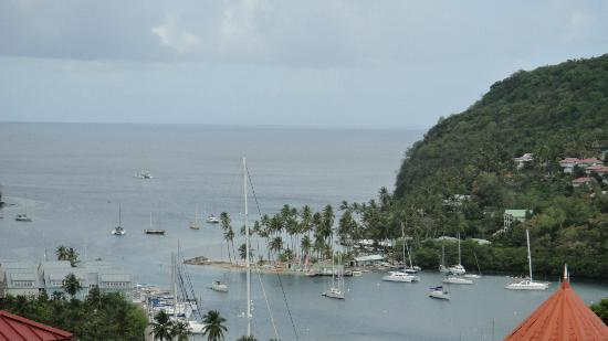 East Winds: Marigot Bay