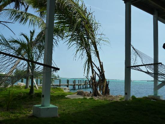 Exuma Yacht Club: relax time
