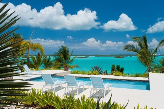 Breezy Palms Villa: Chalk Sound National Park, Providencials