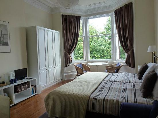 Barrisdale Guest House : Zimmer