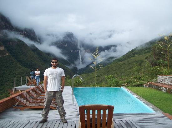 Gocta Andes Lodge: Piscina
