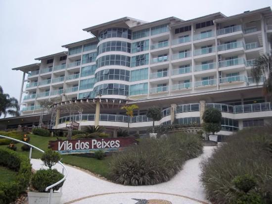 Fazzenda Park Hotel: vista de uno de los edificios que componen el hotel