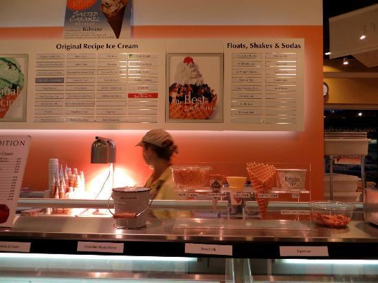 Kilwins: Ice cream