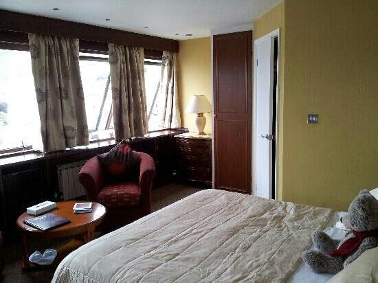 The Moorings Hotel: Room 14